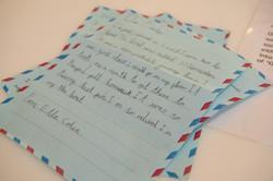 Aliyah Letters by Moriah Y3