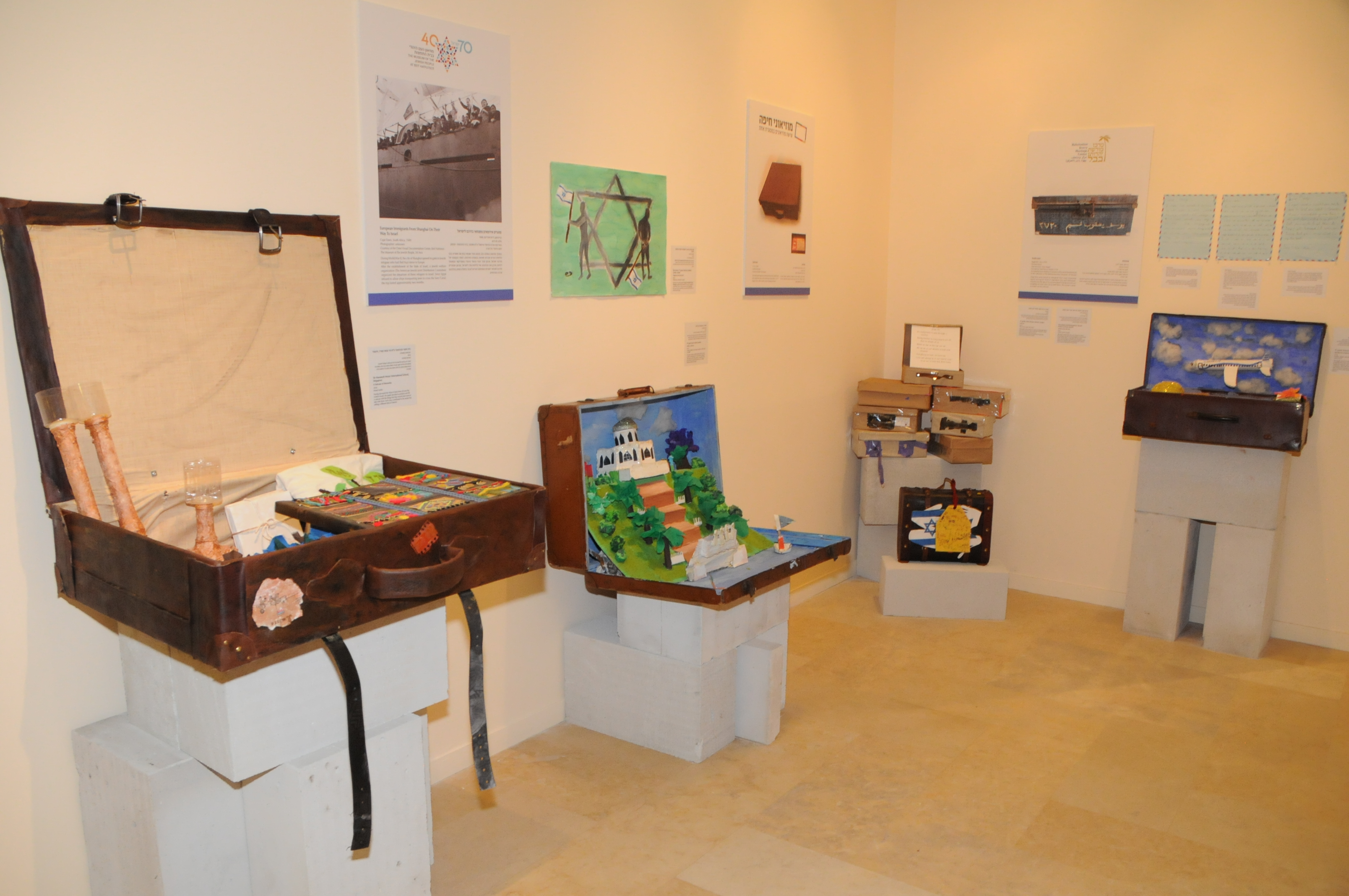 Exhibition View- Ethnography
