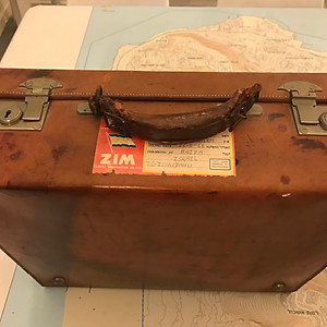 Haifa Museum Suitcase