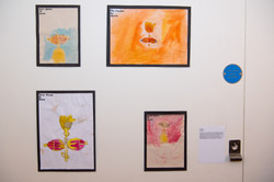 Afsa observational drawings by Akiva Y5