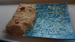 Sand book sculptures by Immanuel College Y9 (3)
