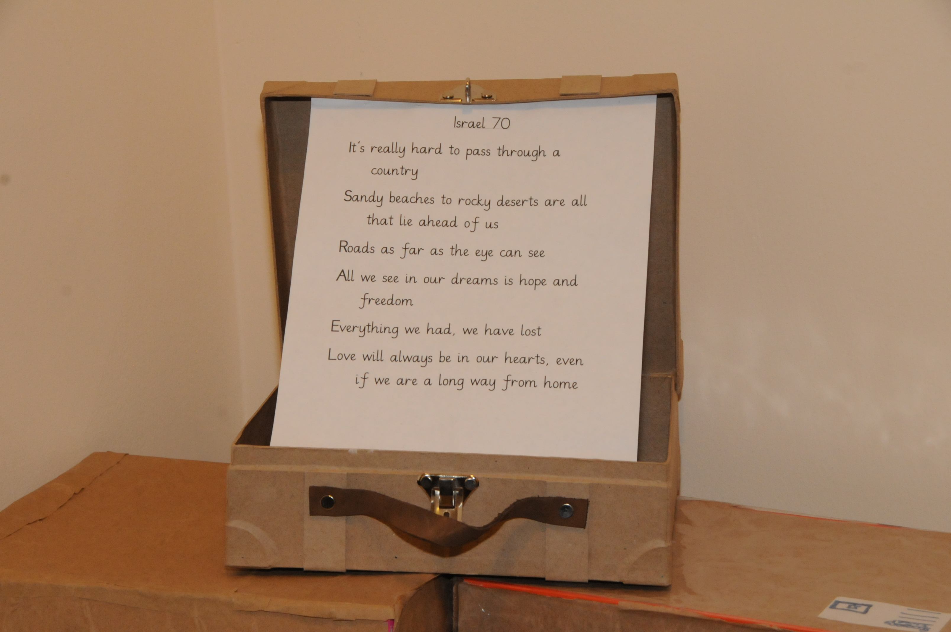 The Poetic Suitcase