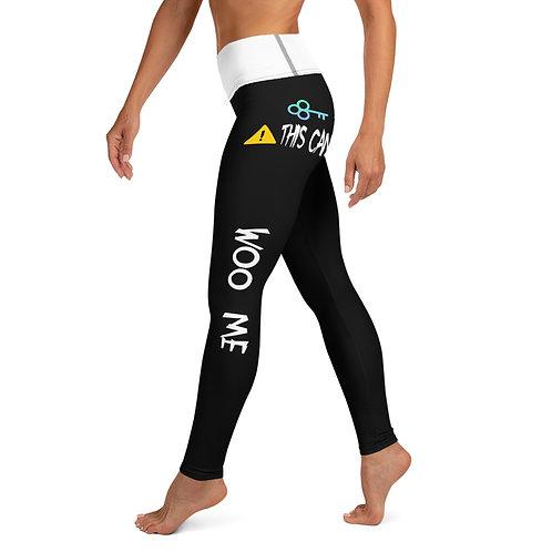 Woo Yoga Leggings with pockets