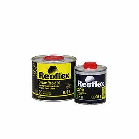 Reoflex_RX C-07 Супербыстрый лак с отвер