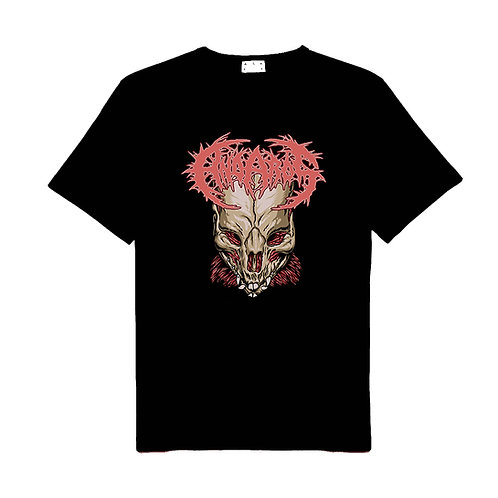 Andaros T-Shirt Death-Metal Style