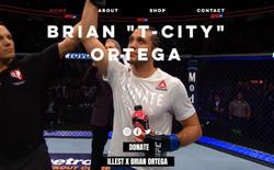 UFC Superstar Brian Ortega