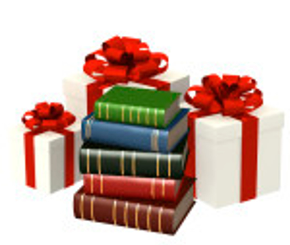 Books and gifts