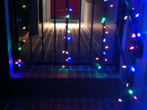 Deck the Halls with LEDs