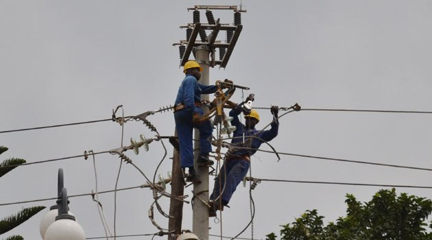 Building out the grid in Kenya
