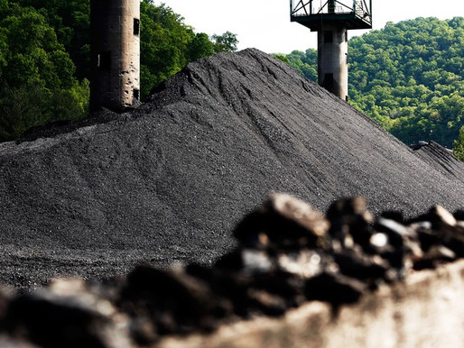 King Coal is Dethroned in the U.S.