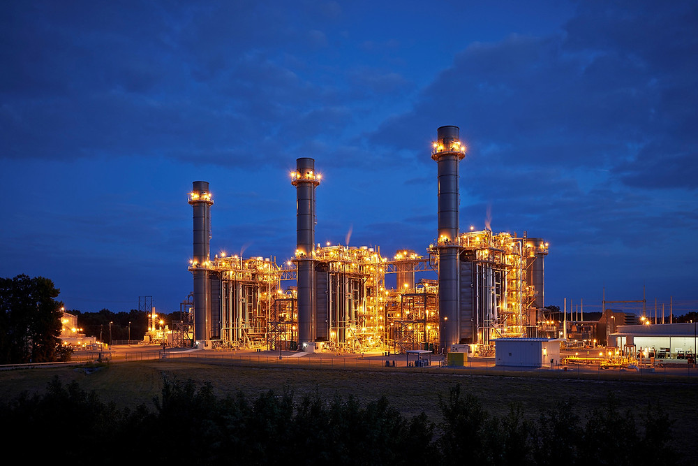 Source: Duke Energy, HF Lee Energy Complex; combined-cycle plant; generating station; power plant; Goldsboro, NC. https://creativecommons.org/licenses/by-nc-nd/2.0/