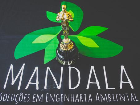 Mandala recebe prêmio revelação da FEJERS!