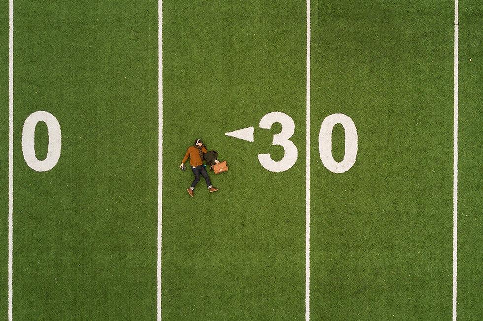 Thirty Yards