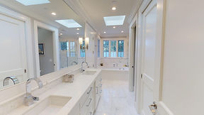 Real Estate  Master Bathroom Photography