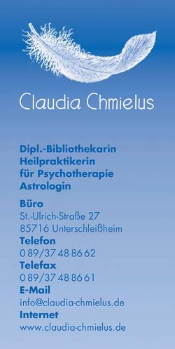 Chmielus Visitenkarte