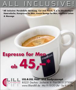 LILL&LILL Anzeigenserie