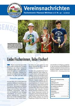 FVPW Vereinszeitschrift