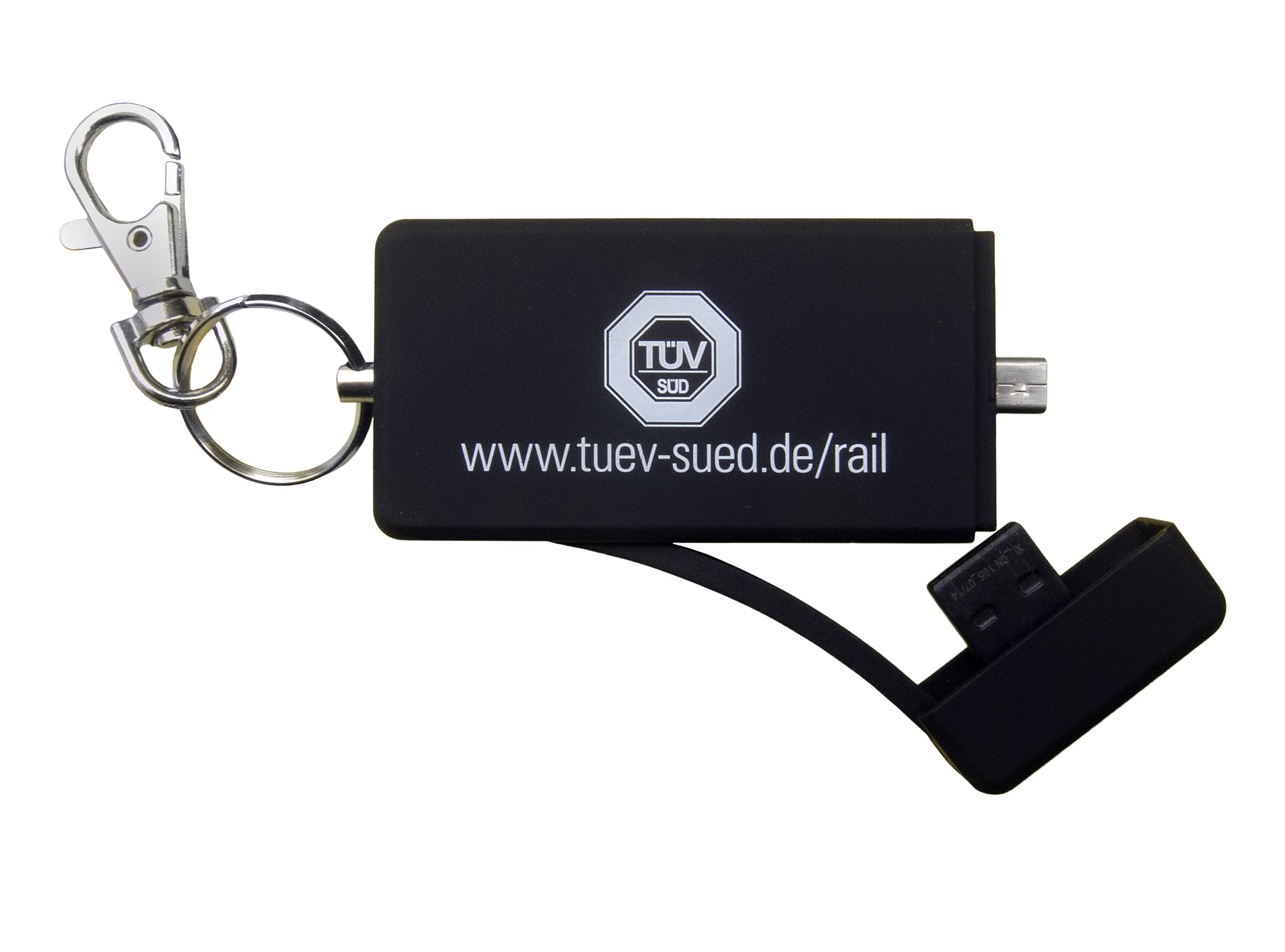 TÜV SÜD Rail Key-Charger