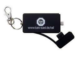 TÜV SÜD Rail Key-Charger