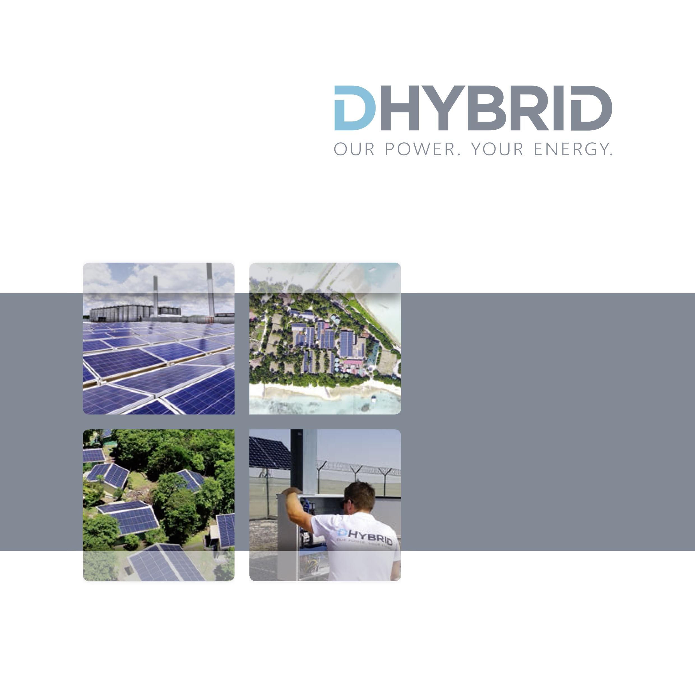 DHYBRID Imagebroschüre