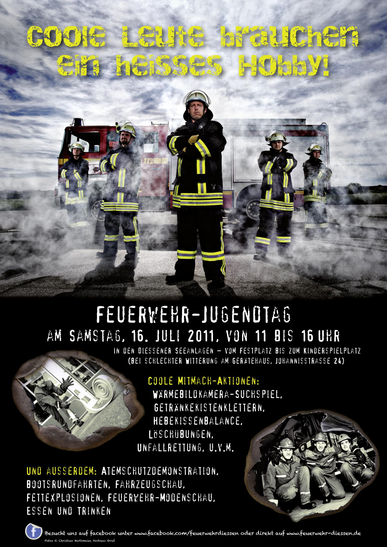Freiwillige Feuerwehr Poster