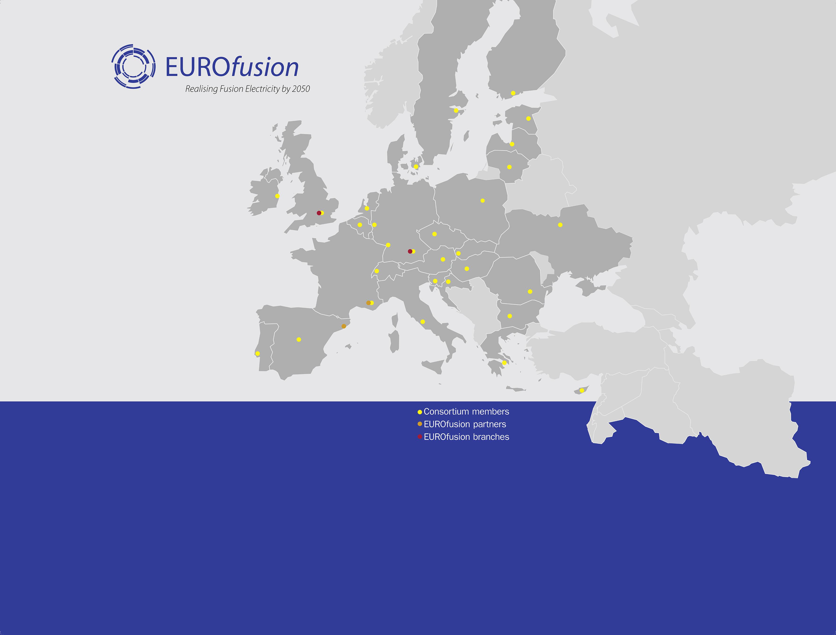 EUROfusion Messewand