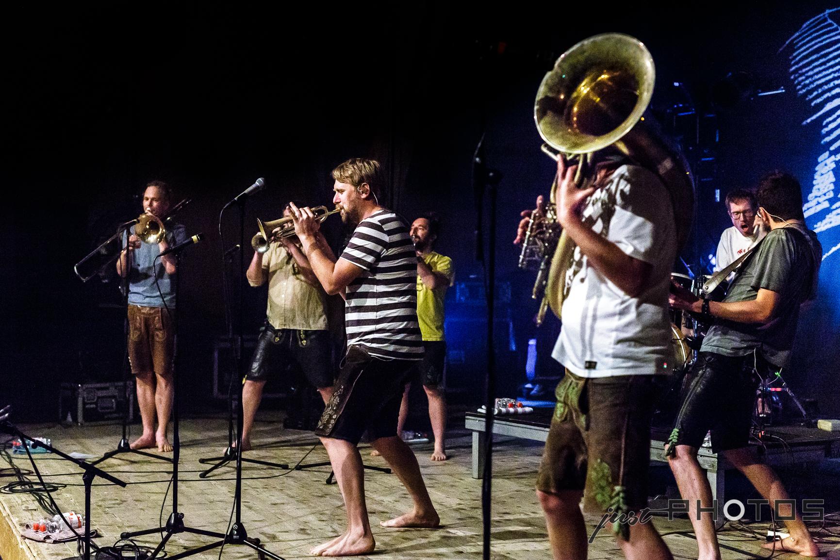 La Brass Banda Andechser Musikwoche