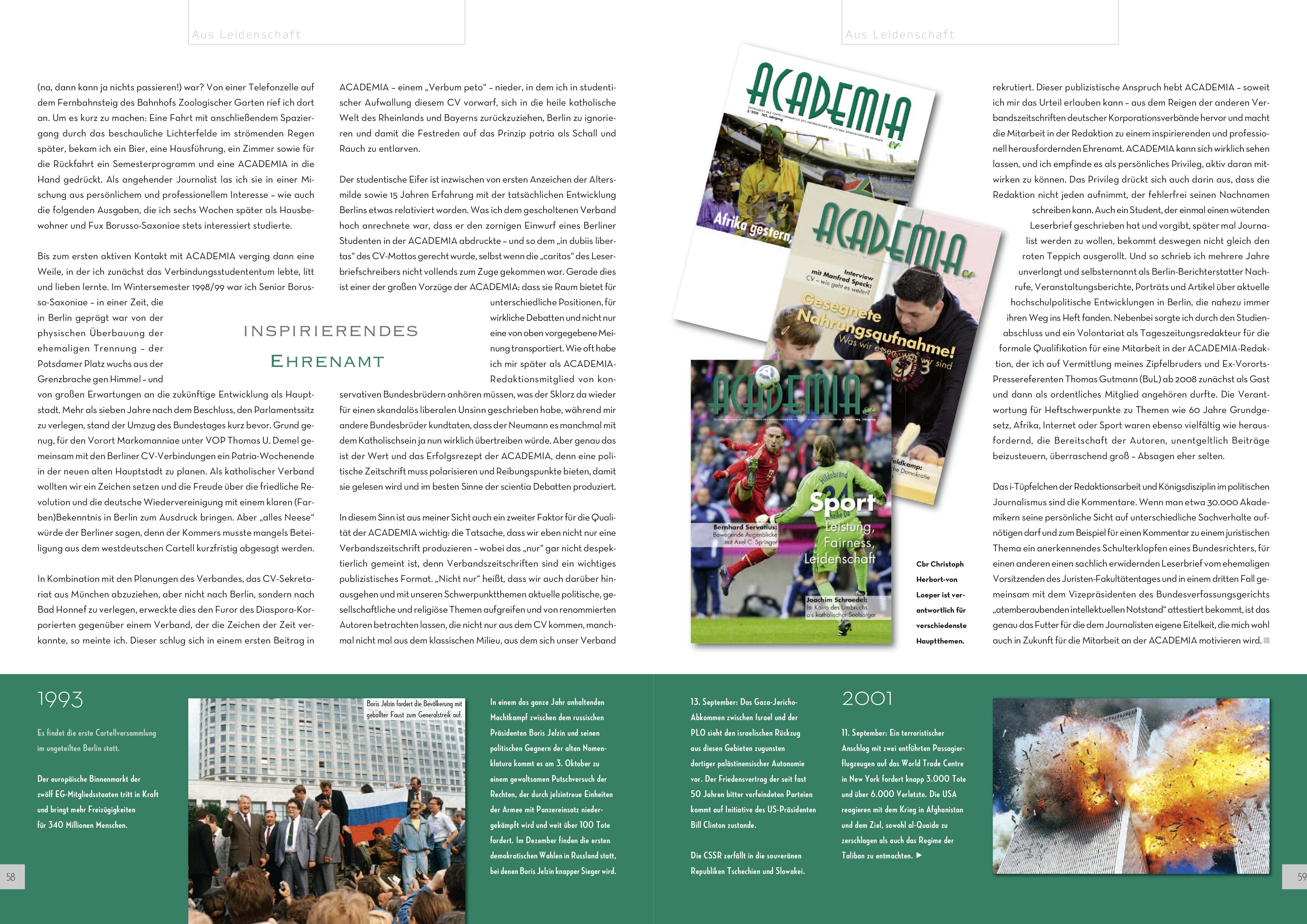 ACADEMIA Buch Festschrift