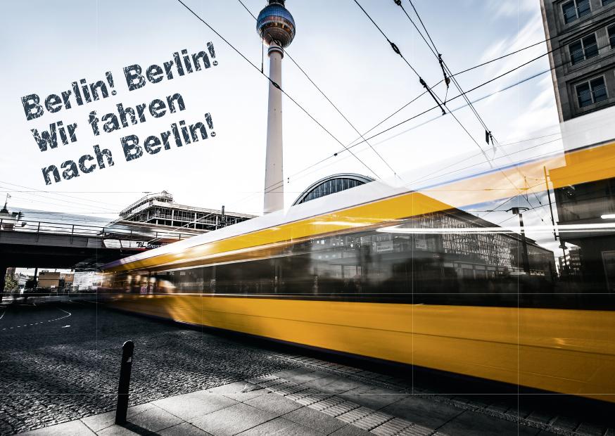 TÜV SÜD Rail - Messeeinladung
