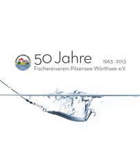 Festschrift Titelseite (Fischereiverein Pilsensee-Wörthsee e.V.)