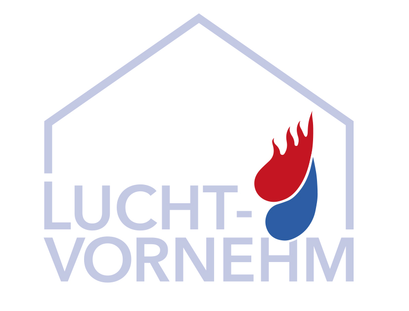 Logo Lucht-Vornehm Haustechnik