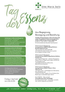 Newsletter Einladung Seminar