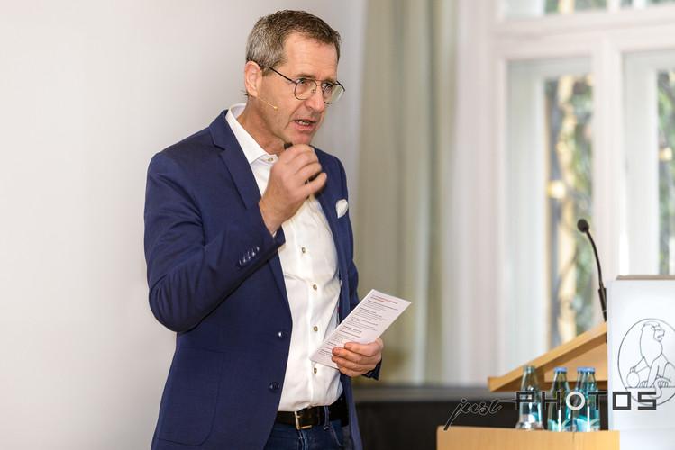 Vortrag - Redner