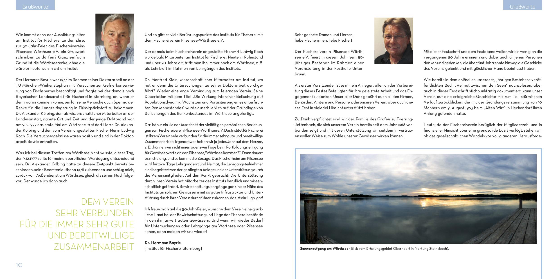 FVPW Festschrift
