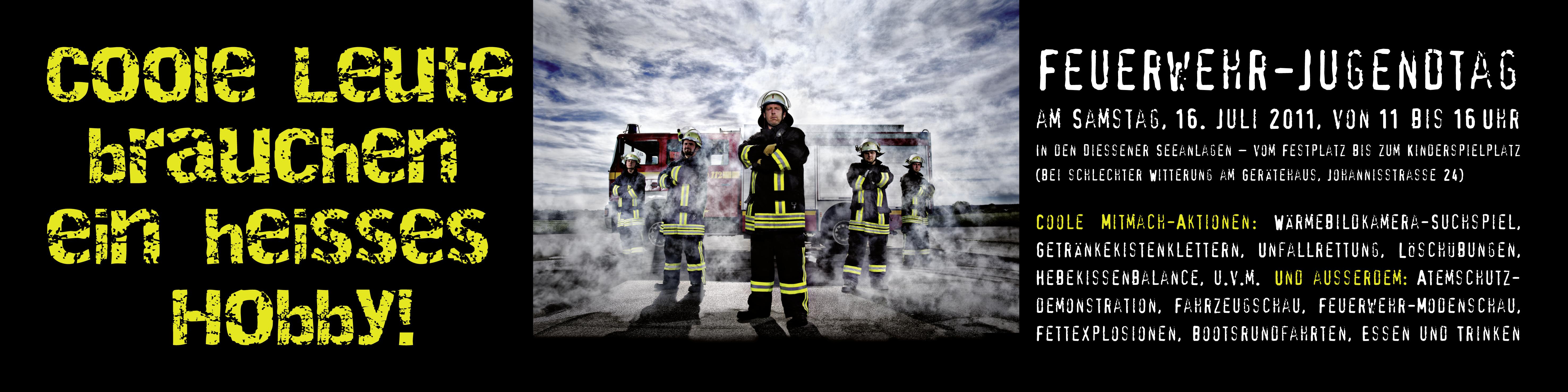 Freiwillige Feuerwehr Banner