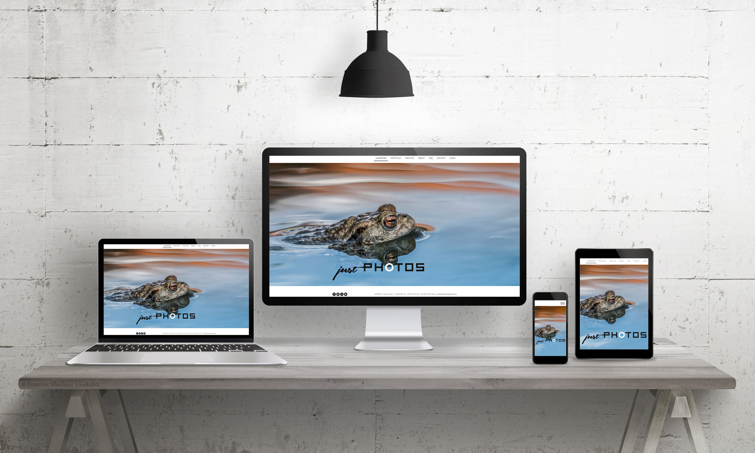 Website Fotograf