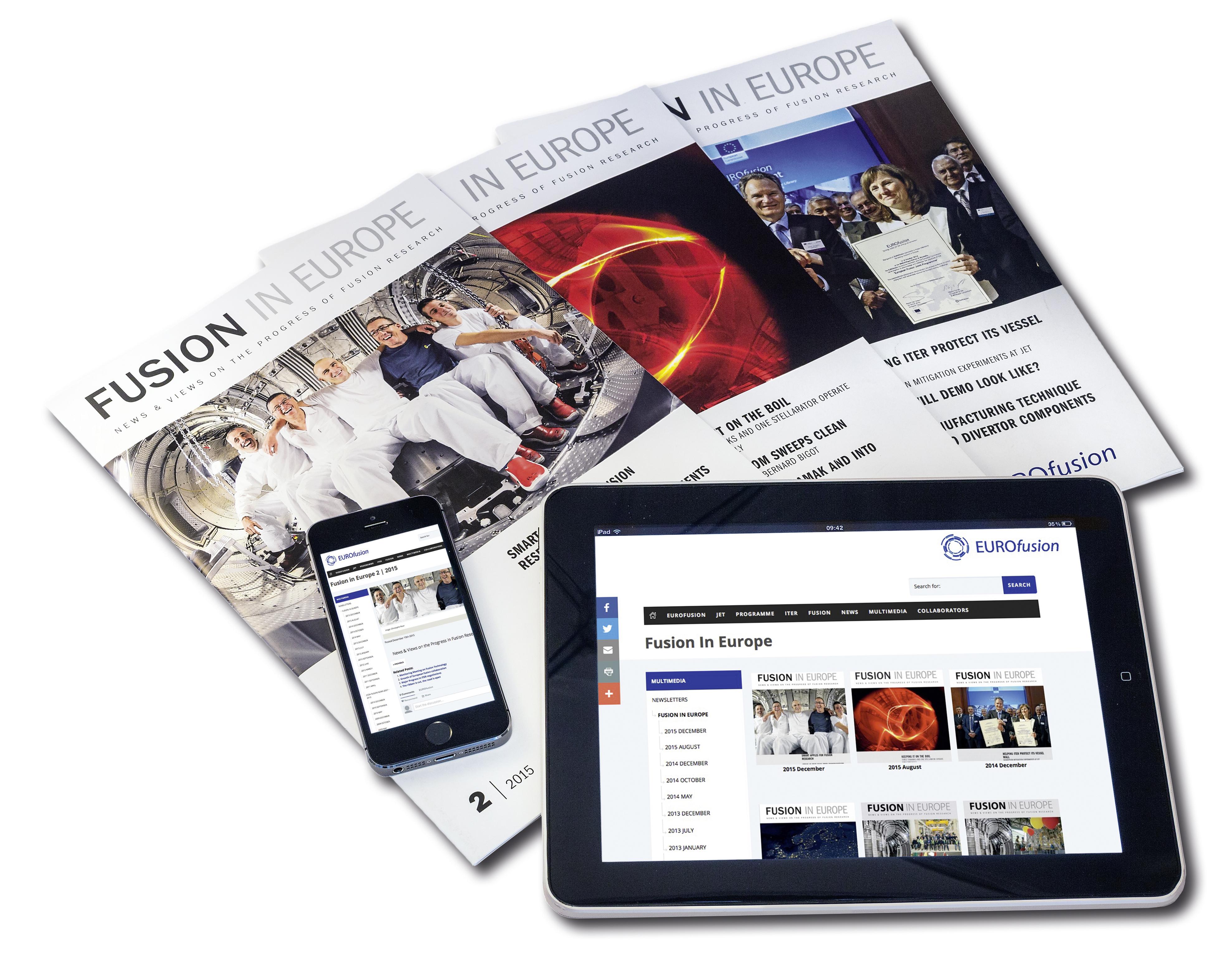 EUROfusion Medien