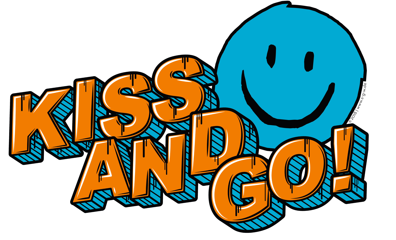 Logo KissandGo-Aktion Grundschule