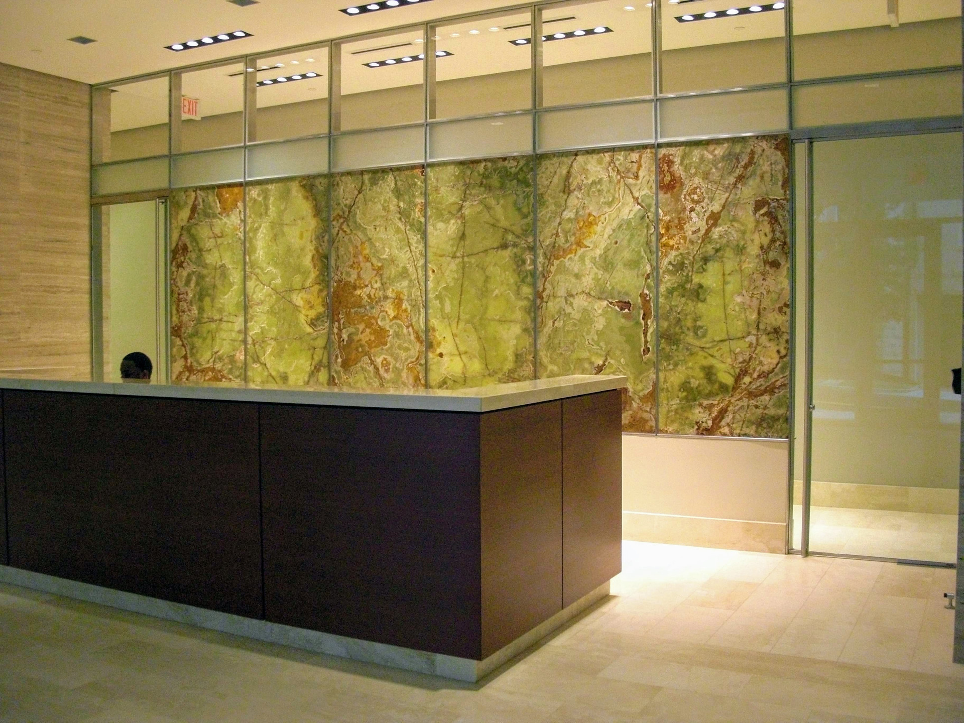 The Vue Charlotte Front Desk