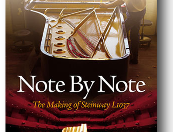 Note by Note Deluxe DVD
