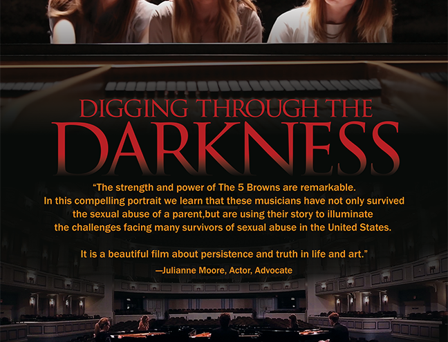 Digging Through the Darkness DVD streaming on iTunes