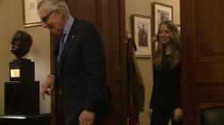 Desirae with Senator Reid