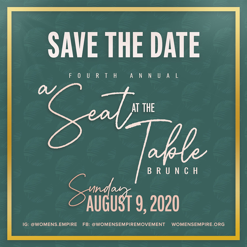 A Seat at the Table: Empowerment Brunch