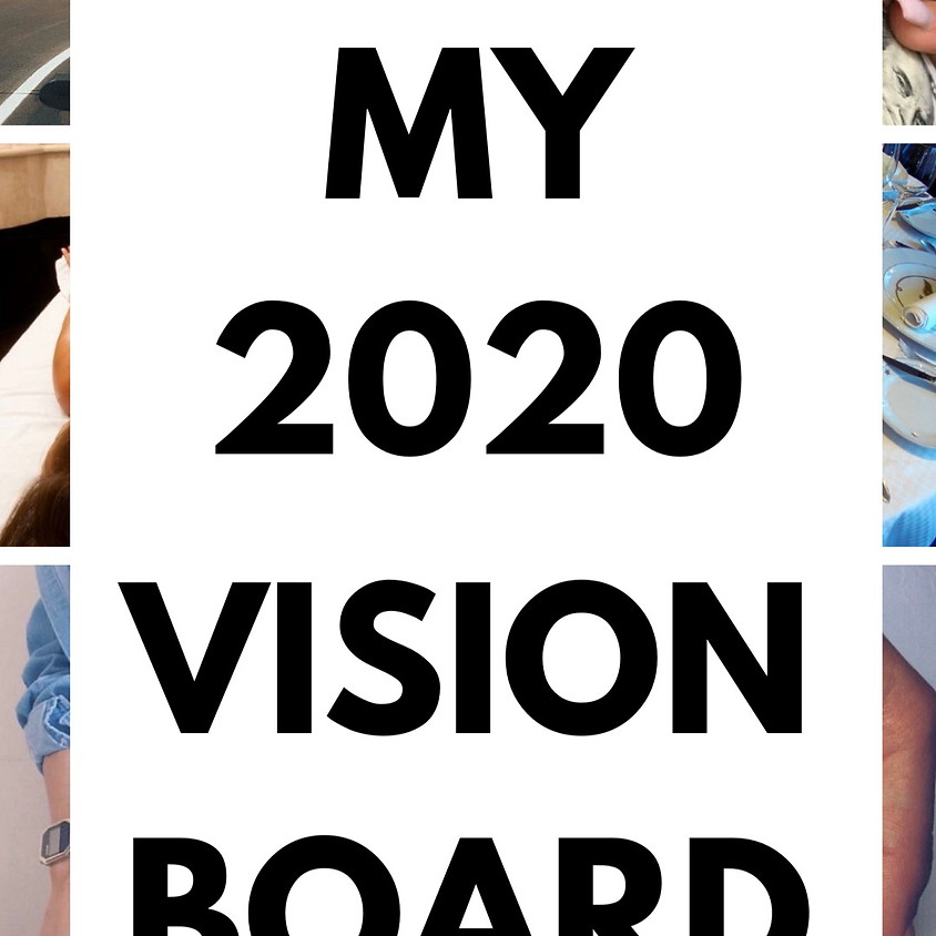2020 Vision Board Mixer