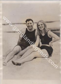Louise Rolfe and Jack McGurn 1931
