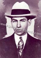 Lucky Luciano aka Salvatore Lucania 1926