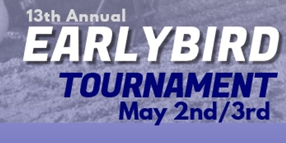 10/12U Earlybird Tournament