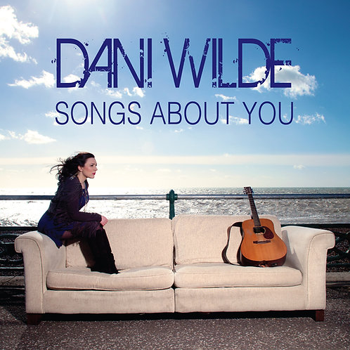 Songs About You - CD