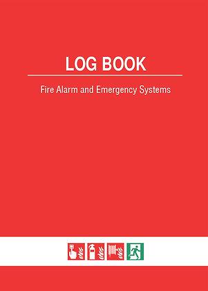 Fire & Emergency Log Book