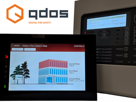 Setting the Standard; QDOS now supports Advanced TouchControl
